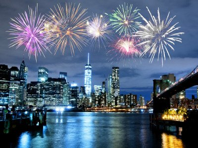 CAPODANNO A NEW YORK